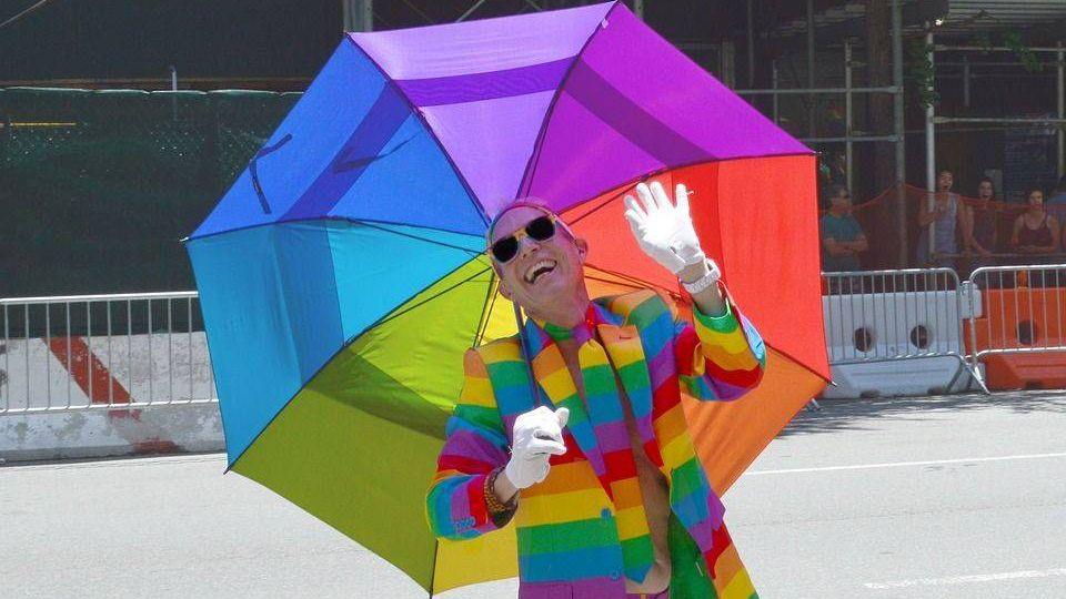Радуга ЛГБТ