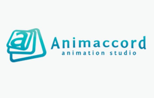 Логотип студии АНИМАККОРД[animaccord.ru]