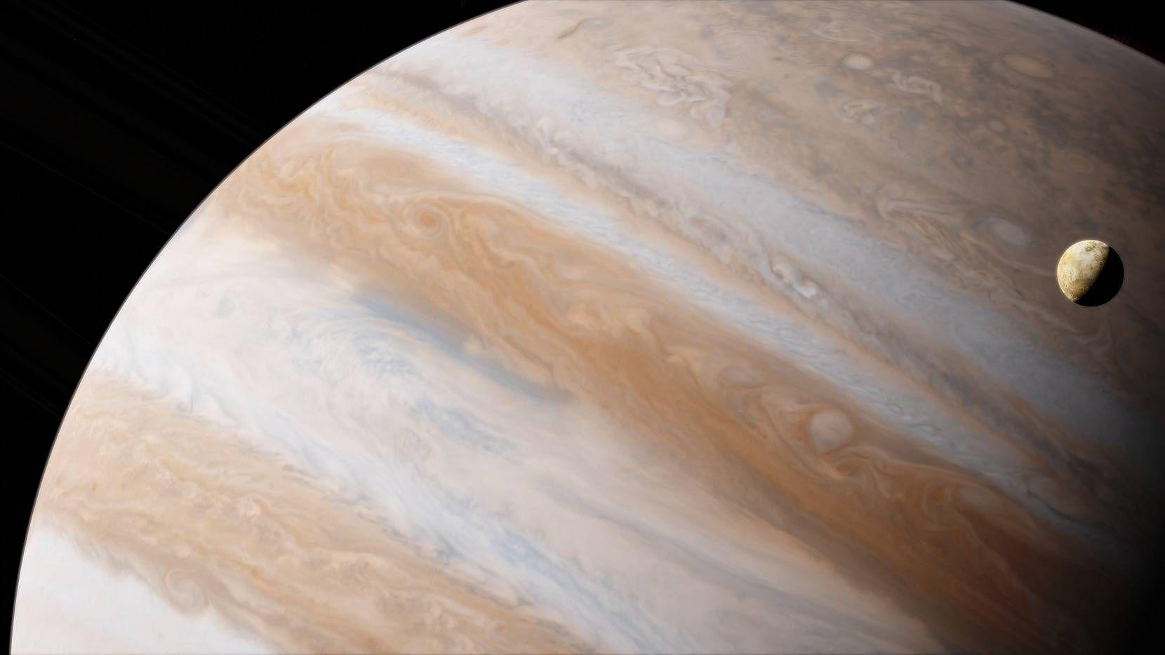 Астрономы впервый раз «заглянули» внутрь Юпитера