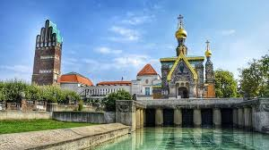 Руская церковь в Дармштадте