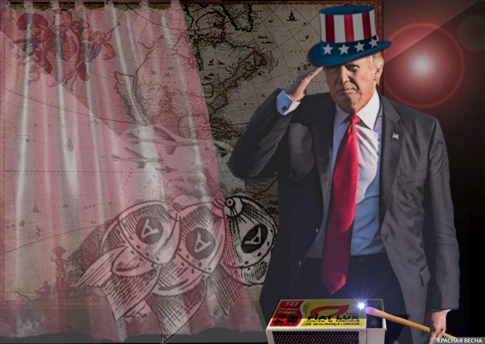Д. Трамп и атомная война