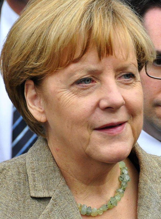 Канцлер Германии Ангела Меркель.[(cc) Michael Thaidigsmann]