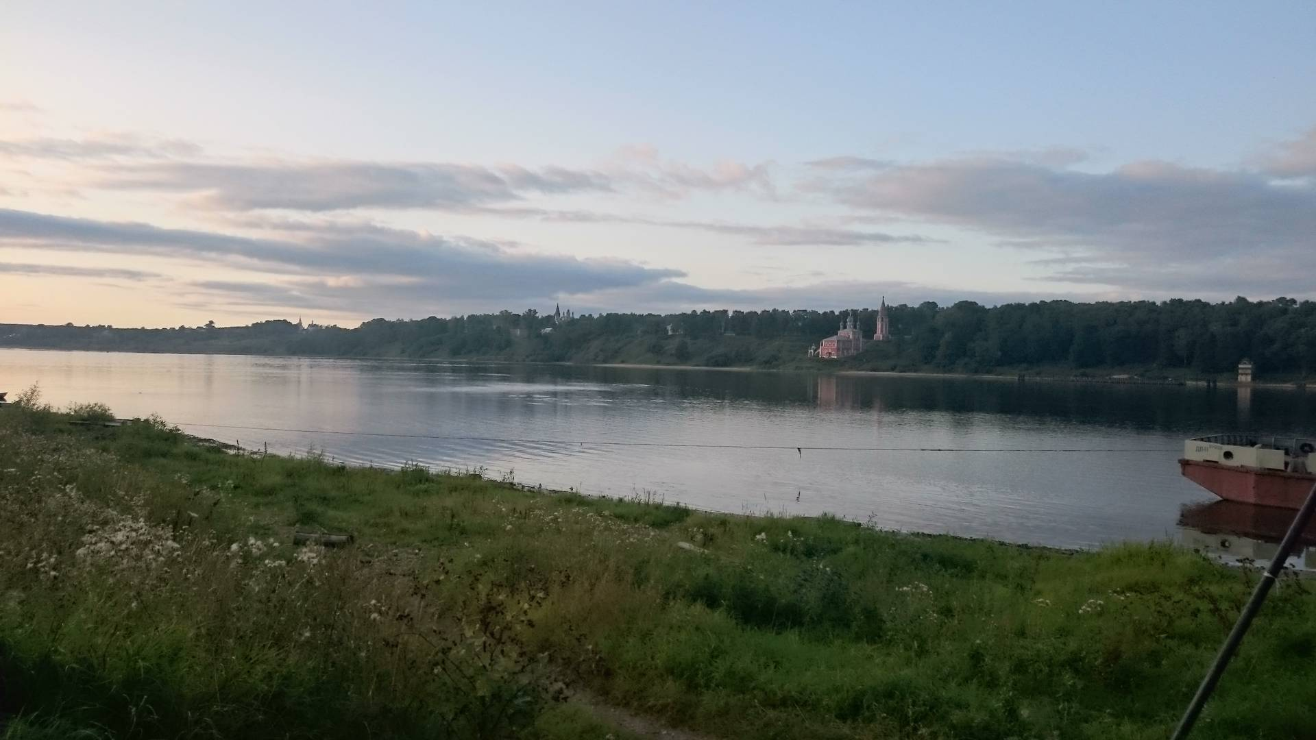 Волга. г. Тутаев