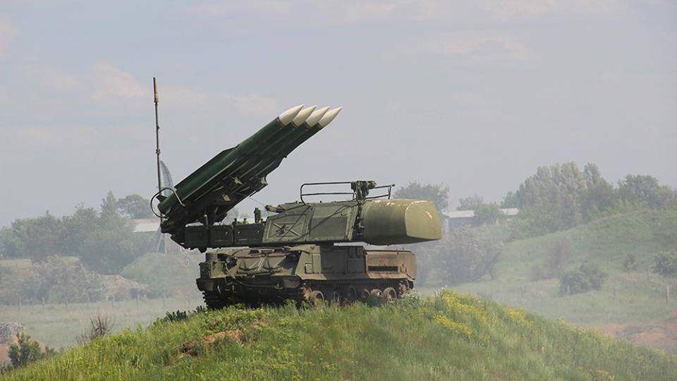 ПВО «Бук»