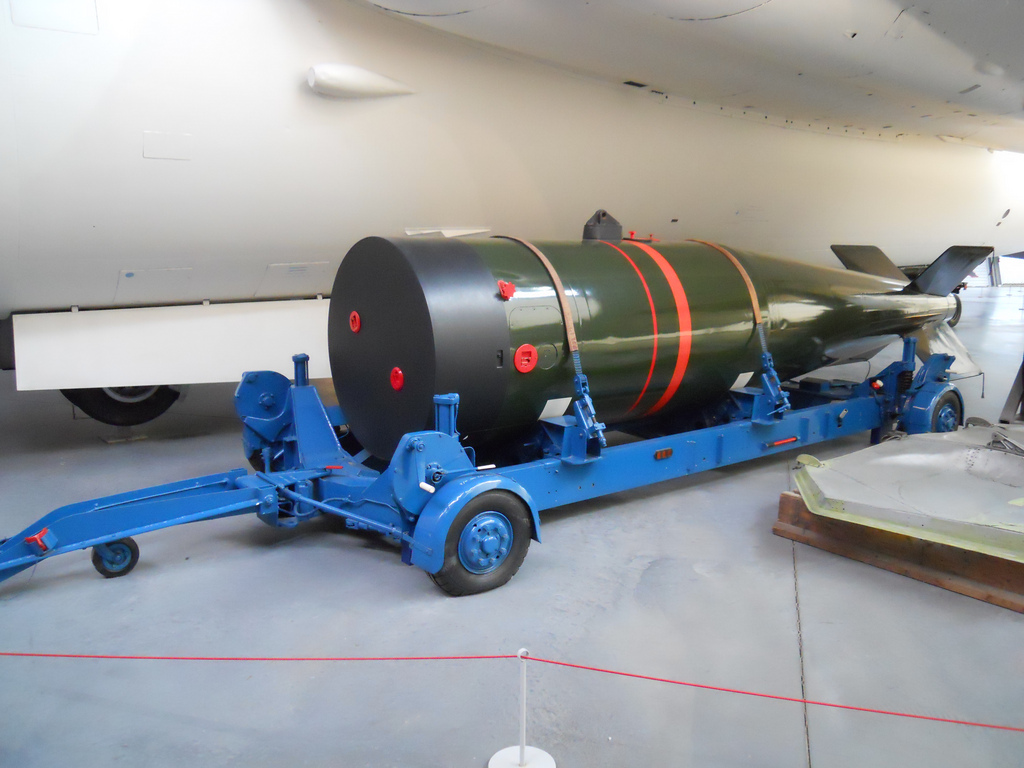 Ядерная бомба WE177 [(с) Mikey]