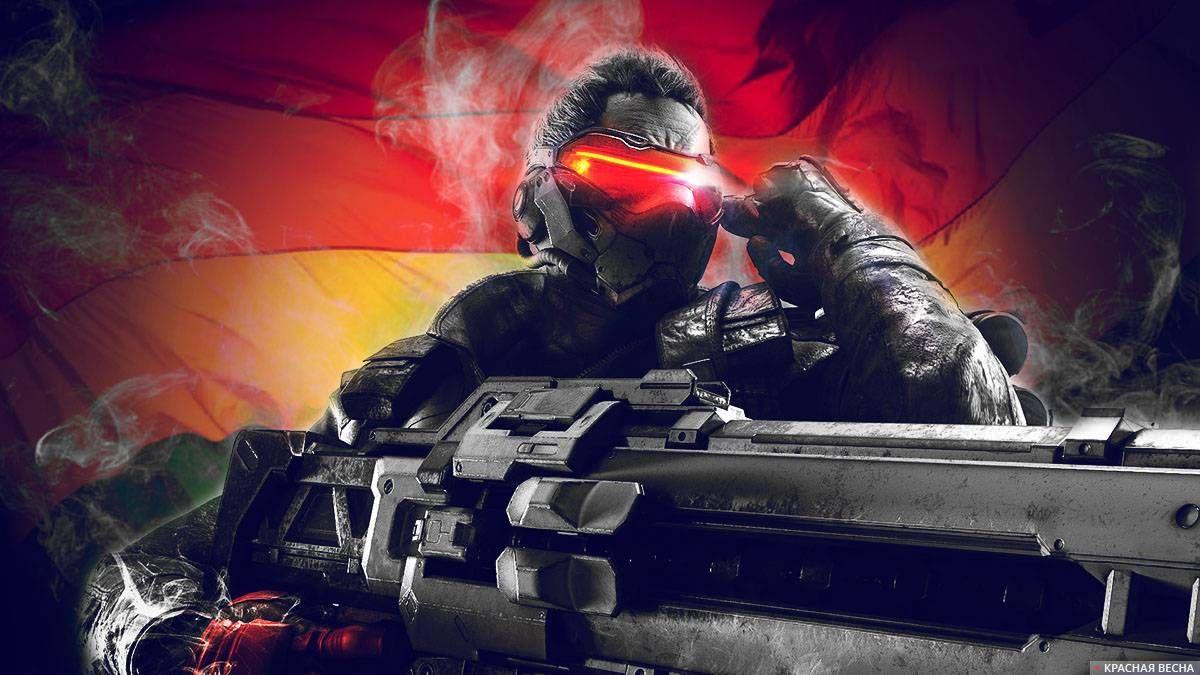 Солдат 76