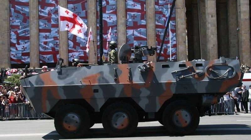 Вооружённые силы Грузии