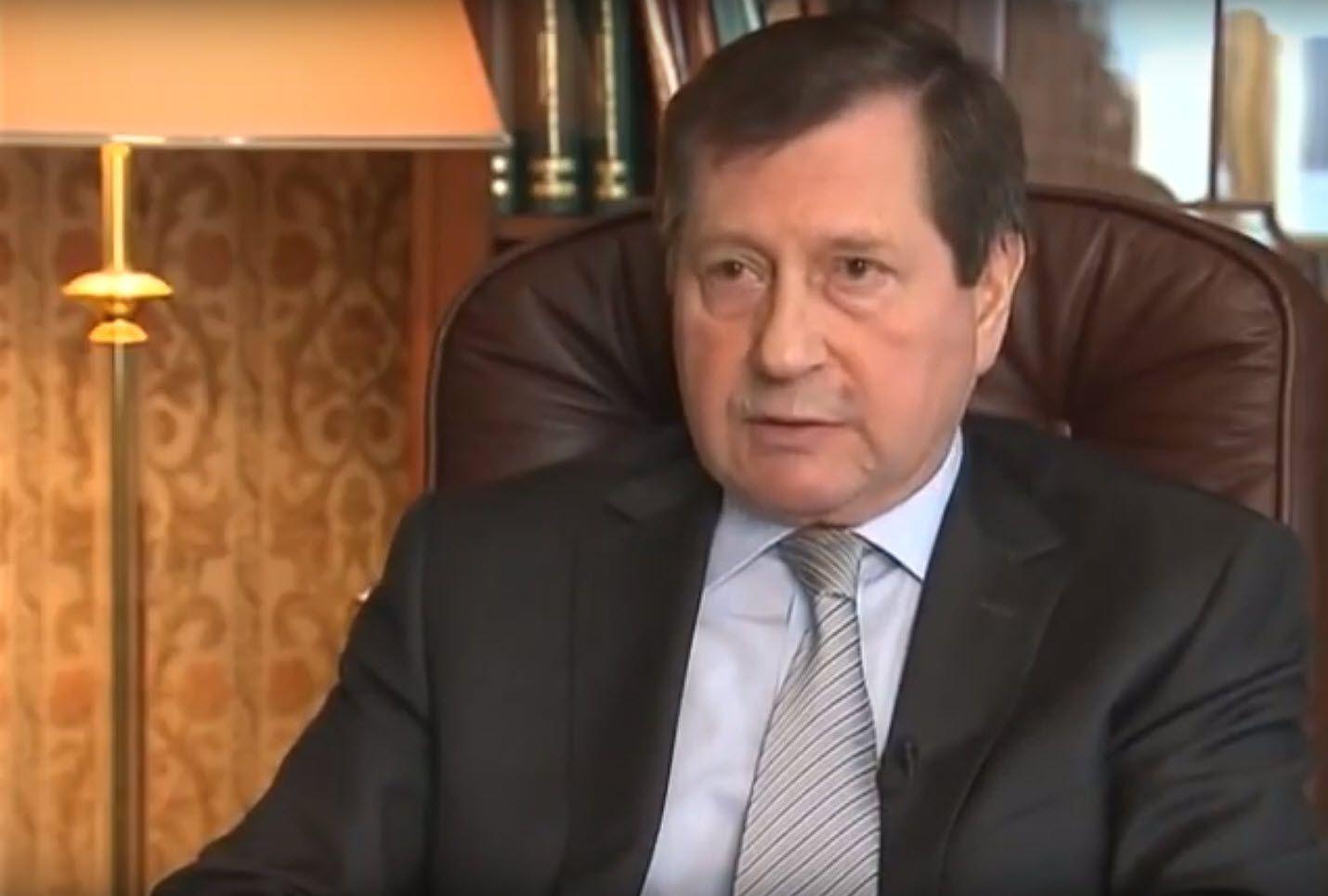 Посол РФ в ФРГ Владимир Михайлович Гринин