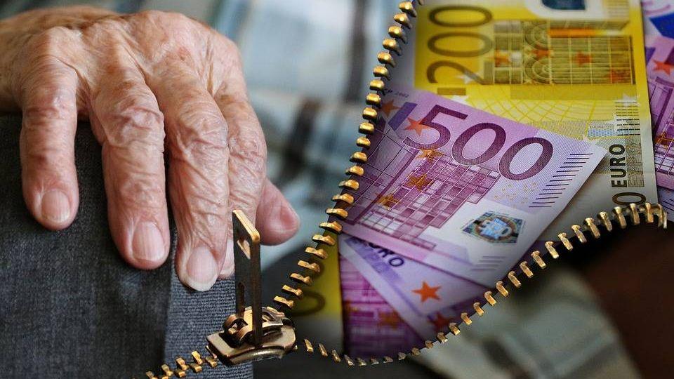 Пенсия в Европе