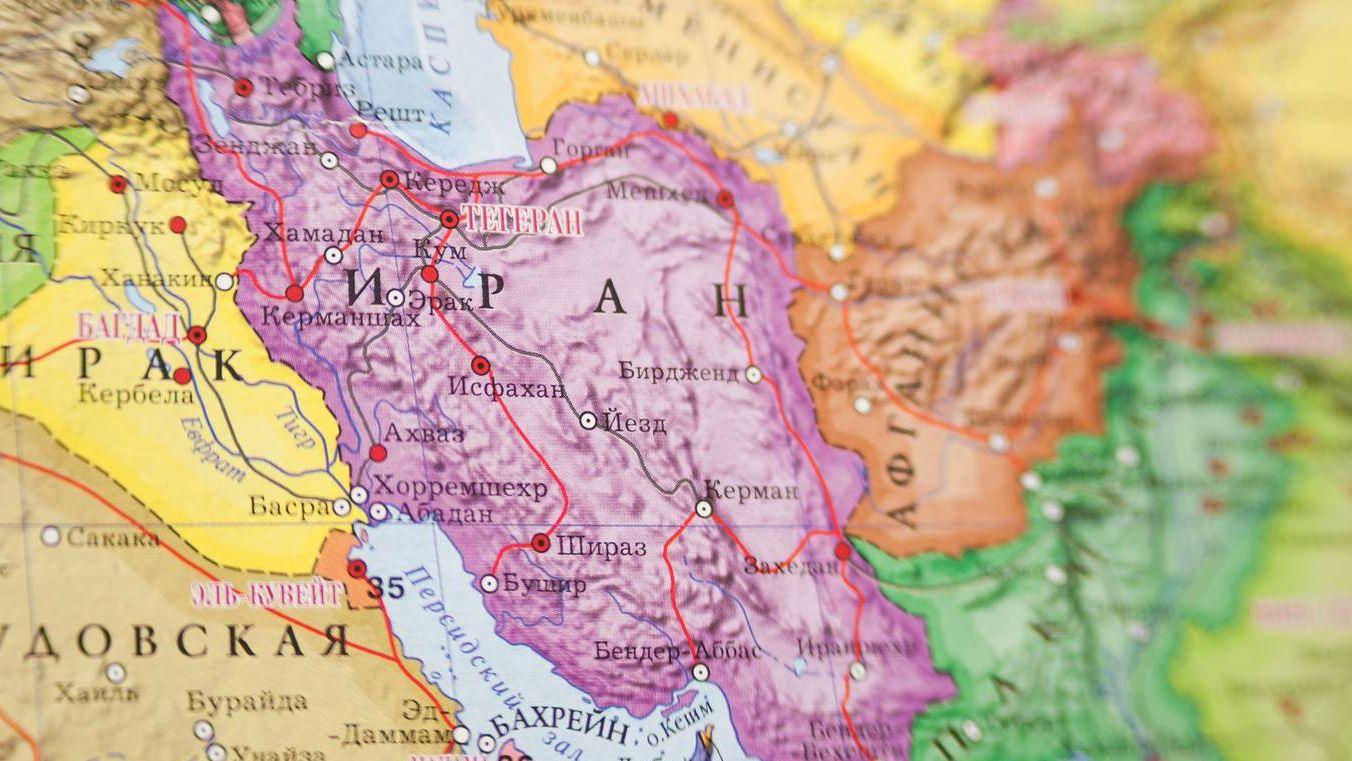 Иран  Афганистан