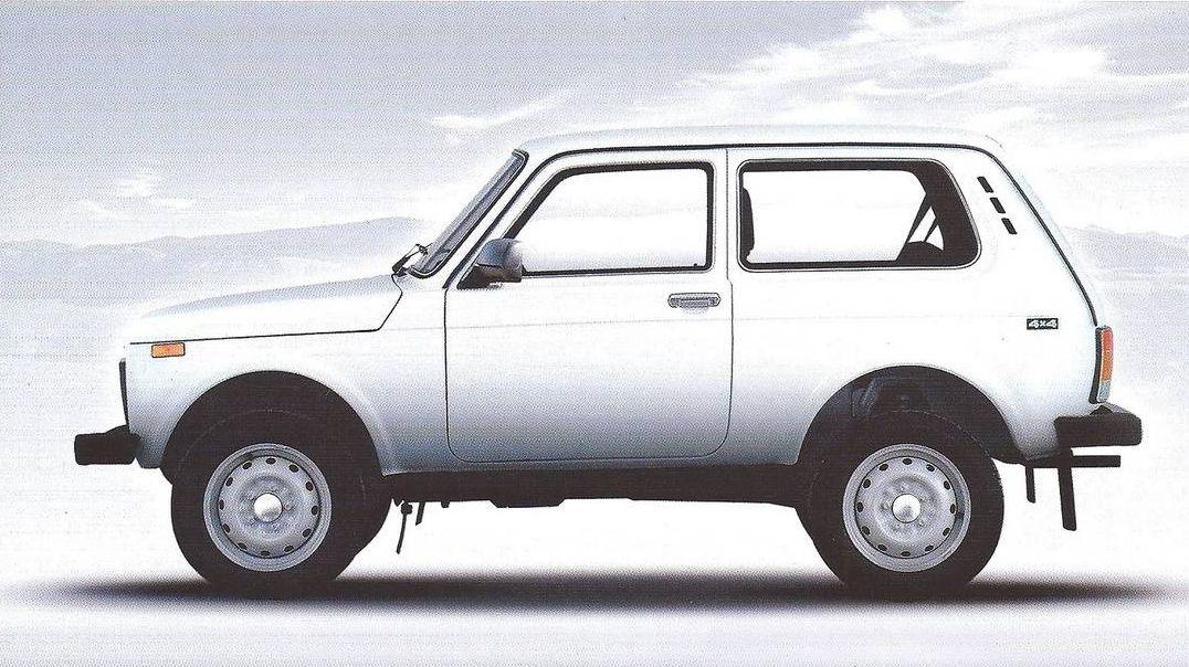 Lada 4X4, 2009