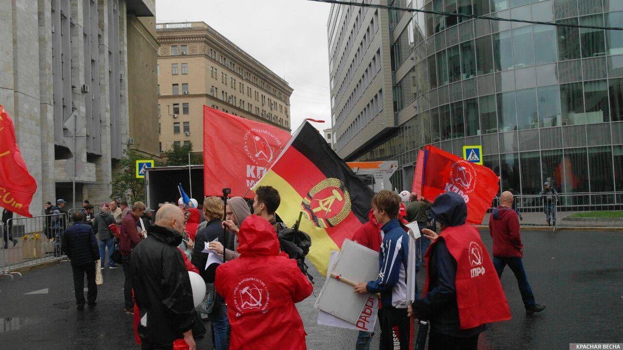 Гости из прошлого? Флаг ГДР (1959-1990)