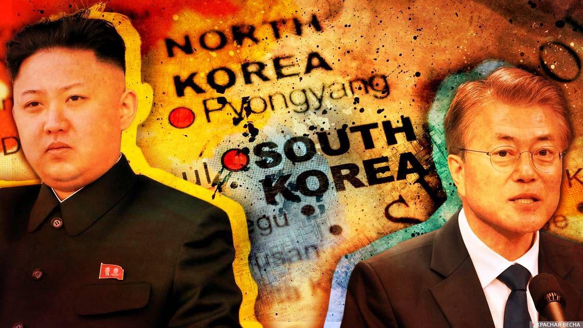 США иКНДР могут объявить обокончании Корейской войны порезультатам саммита