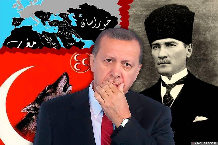 Реджеп Тайип Эрдоган и тени прошлого