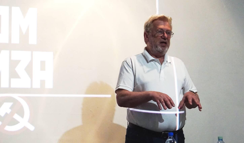 Философ Игорь Чубайс