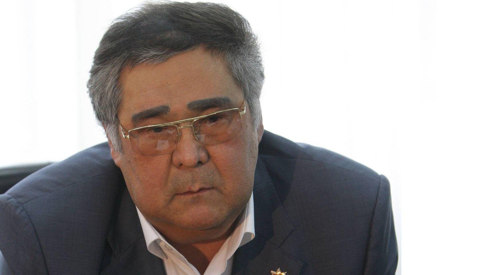 Тулеев пообещал Путину лично увидеться  сродственниками погибших вТРК «Зимняя вишня»