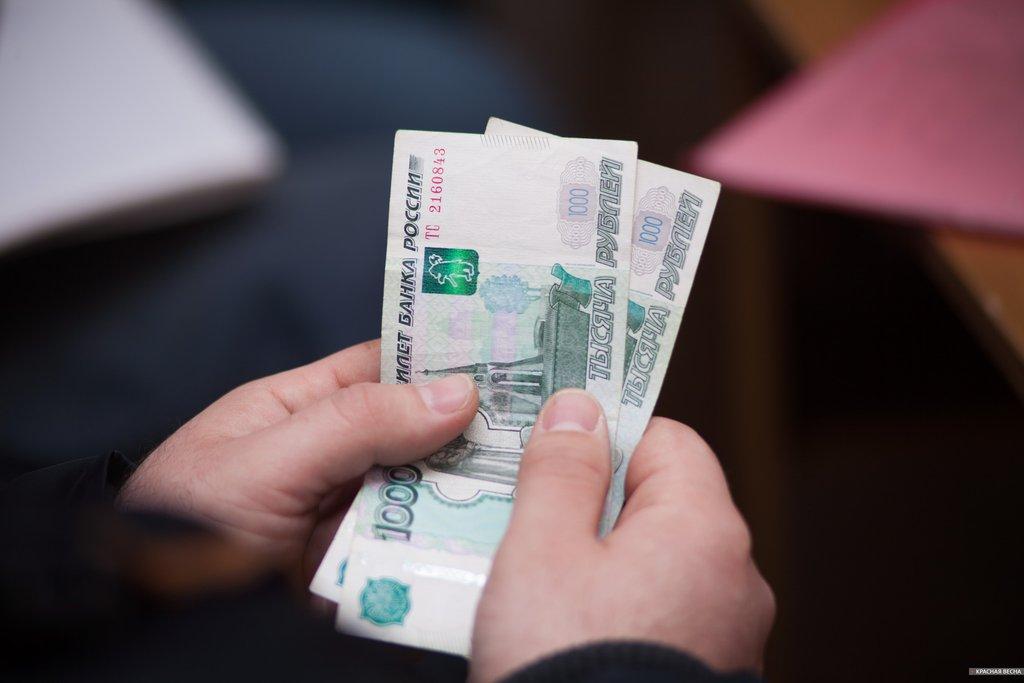 Деньги.Рубли [© ИА Красная Весна]