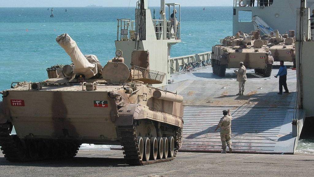 БМП-3 Вооружённых сил ОАЭ