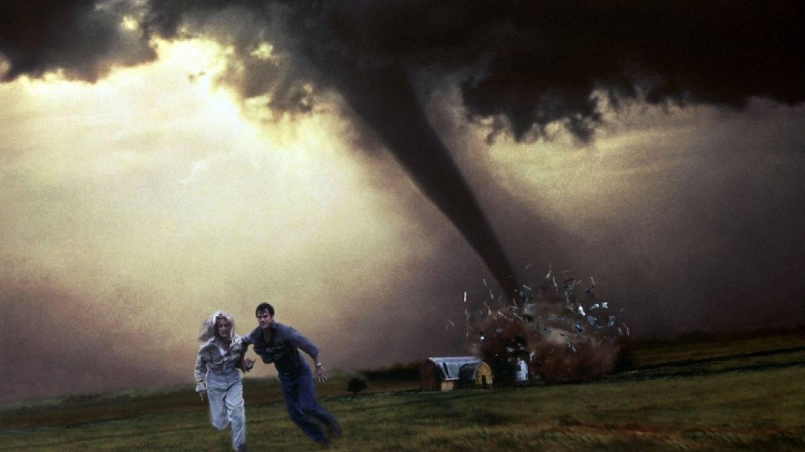 Бегство от стихии