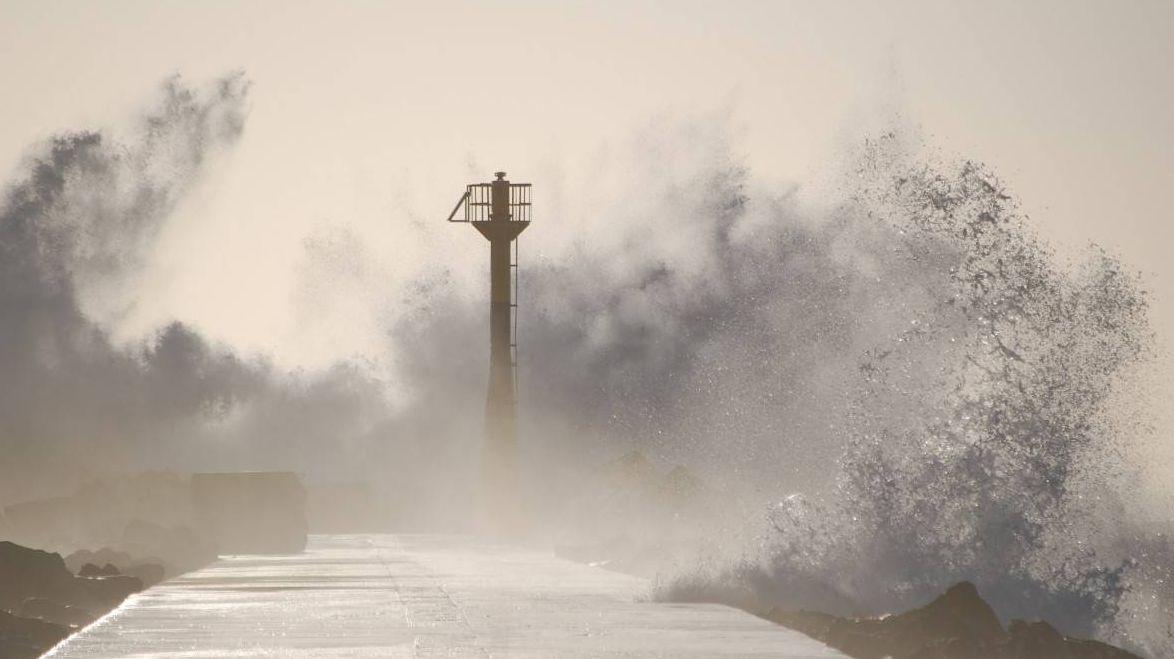 5  человек получили ранения из-за тайфуна «Кроса» вЯпонии