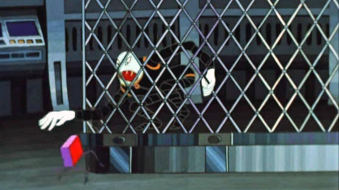 Глот, с планеты Катрук [ Цитата из м/ф <<Тайна третьей планеты>> Р.Качанов. 1981. СССР]
