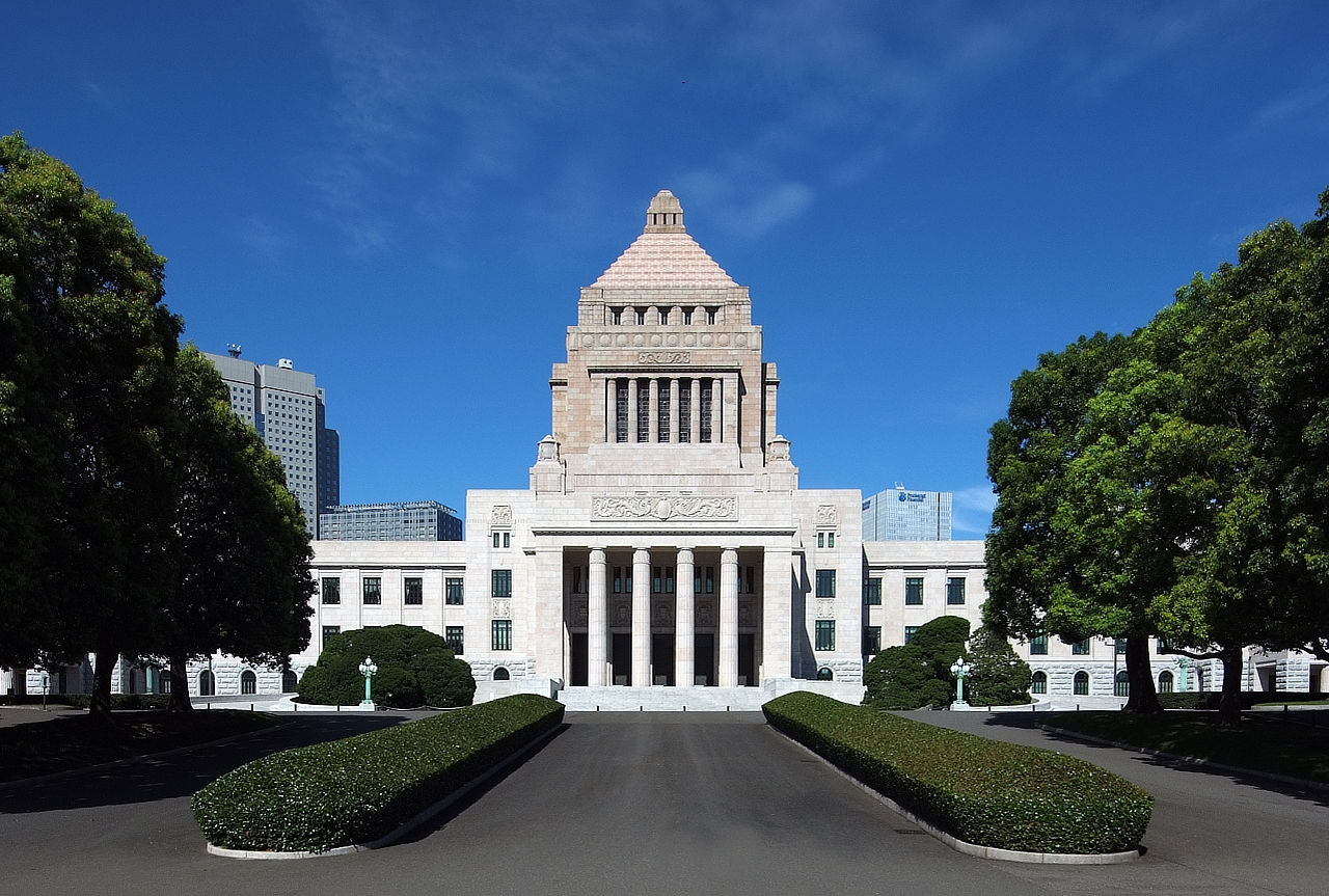 Jiji: 951 человек намерен идти на выборы в нижнюю палату парламента Японии