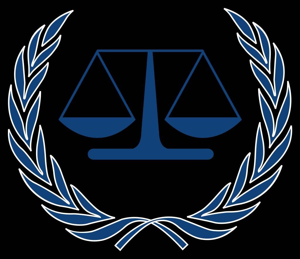 Международный криминальный суд,  логотип