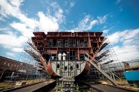 Балтийский завод - Судостроение