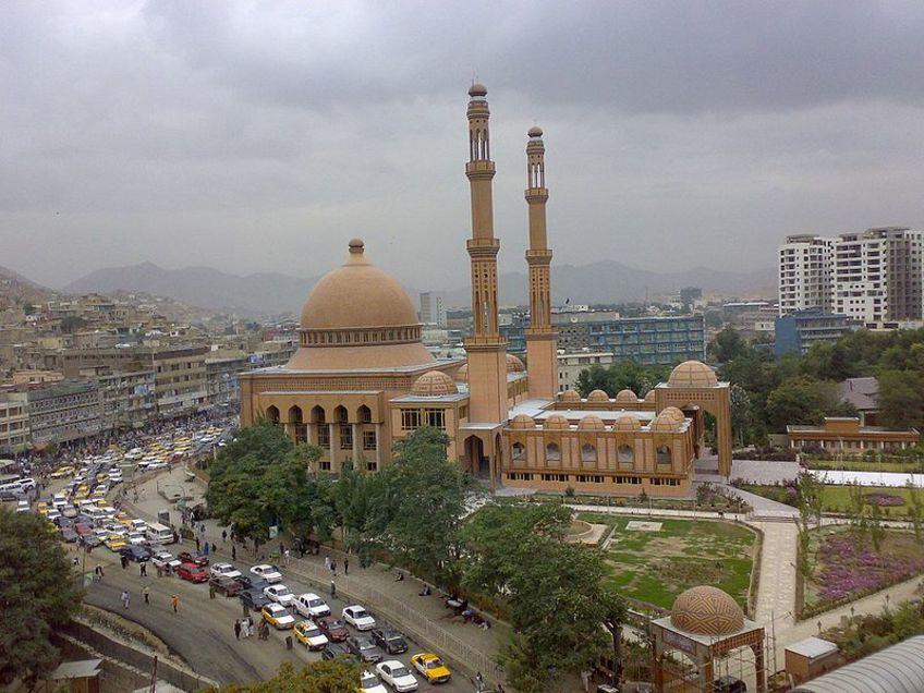 Кабул. Афганистан.[(cc) Masoud Akbari]