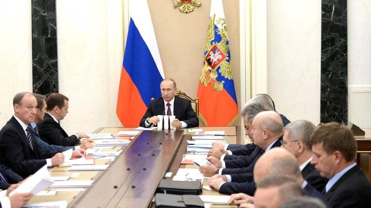 Заседание Совета Безопсаности