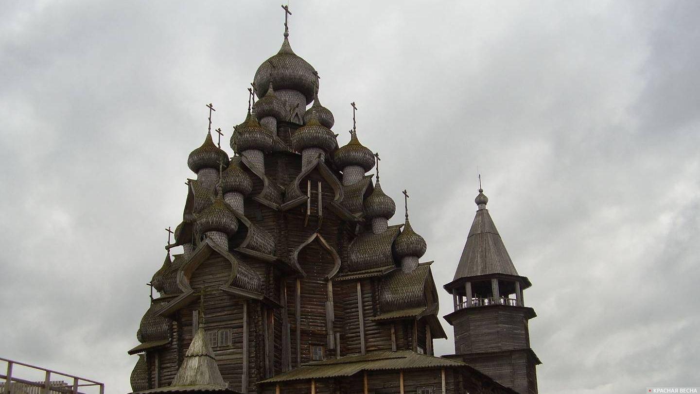 Церковь Преображения Господня, Кижи, Карелия