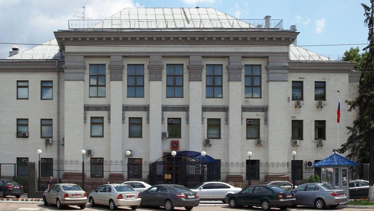 Посольство России на Украине