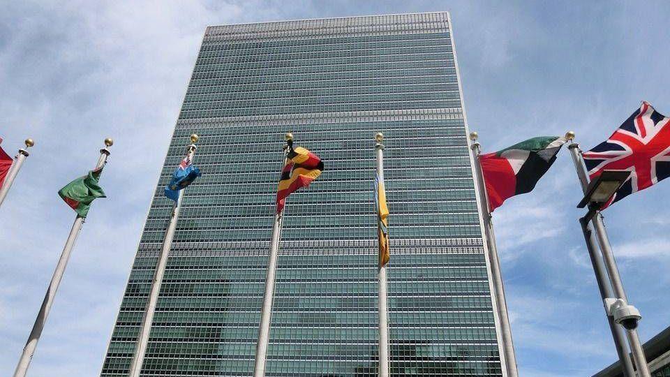 Здание ООН, США