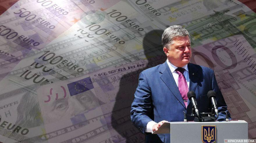 Кредиты. Украина