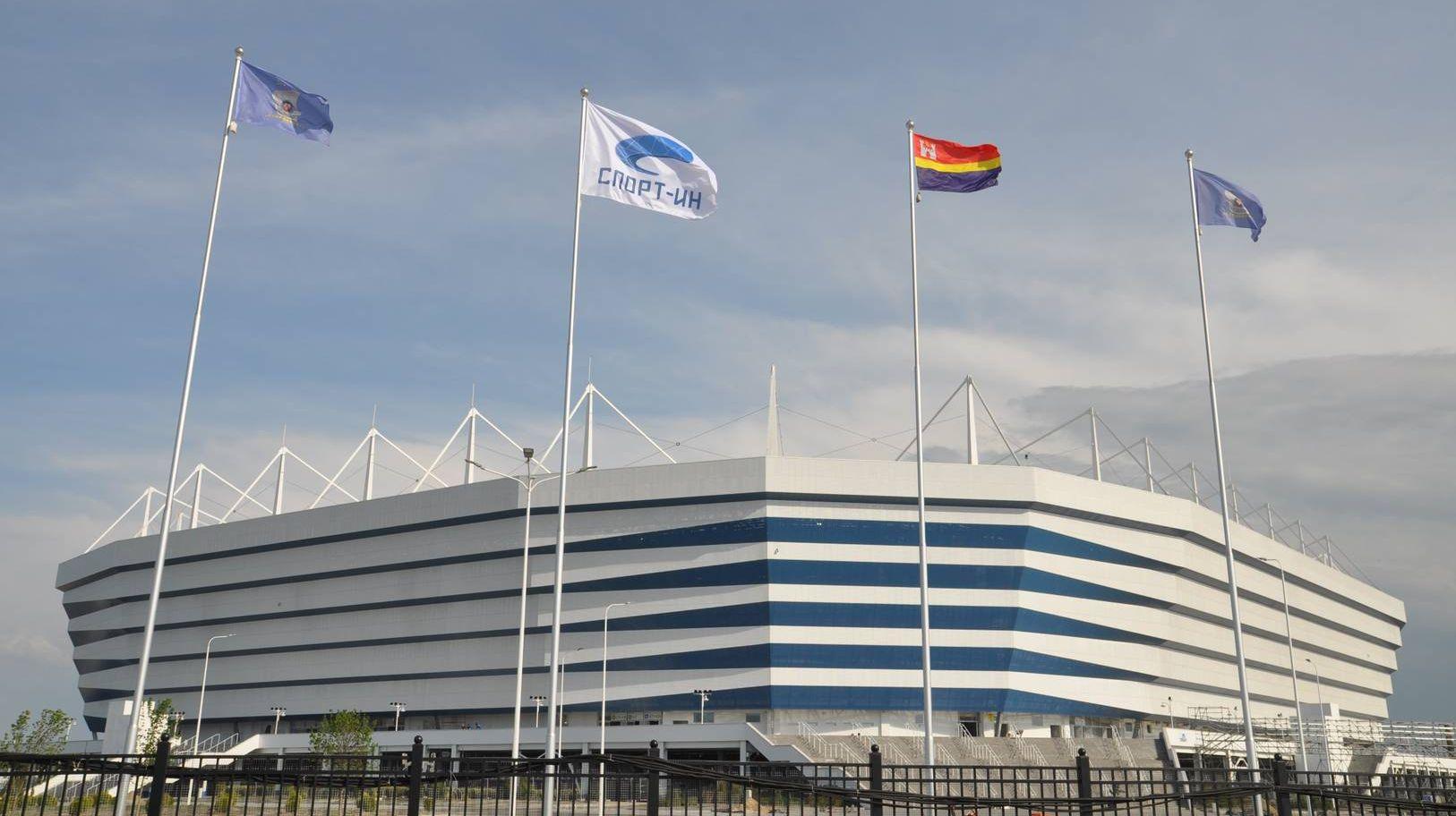 Калинингра.. Стадион ЧМ-2018