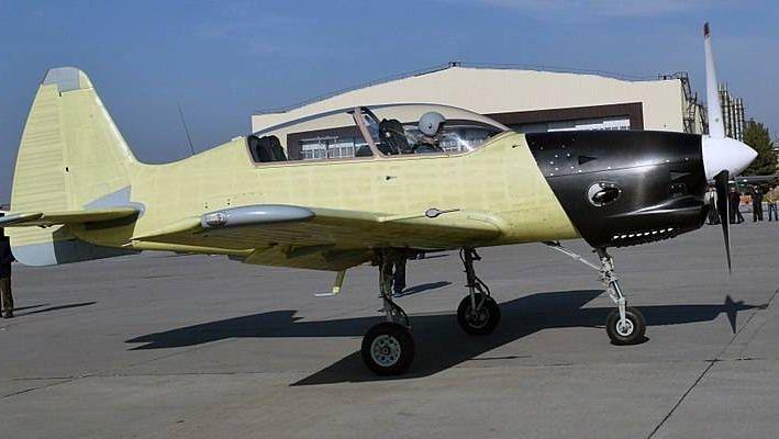 Учебно-тренировочный самолет Як-152
