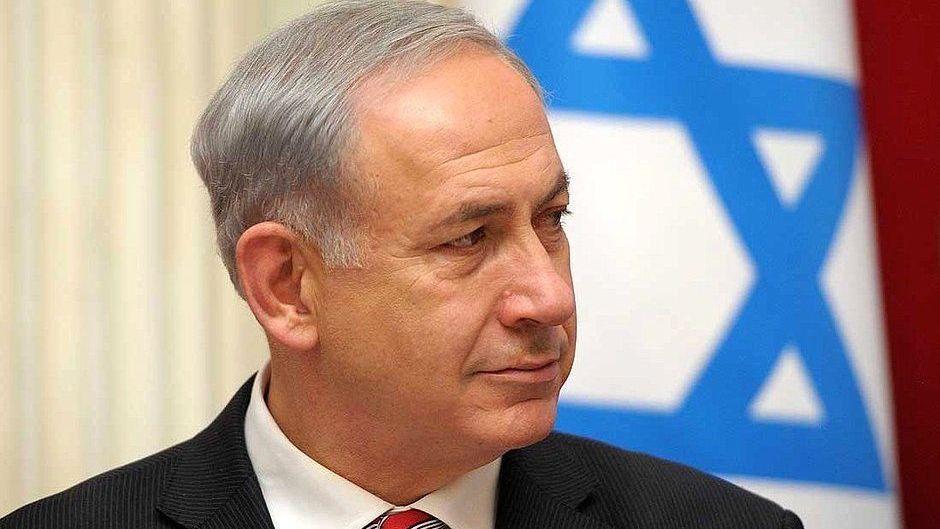 Палестинцы сожгли портрет вице-президента США