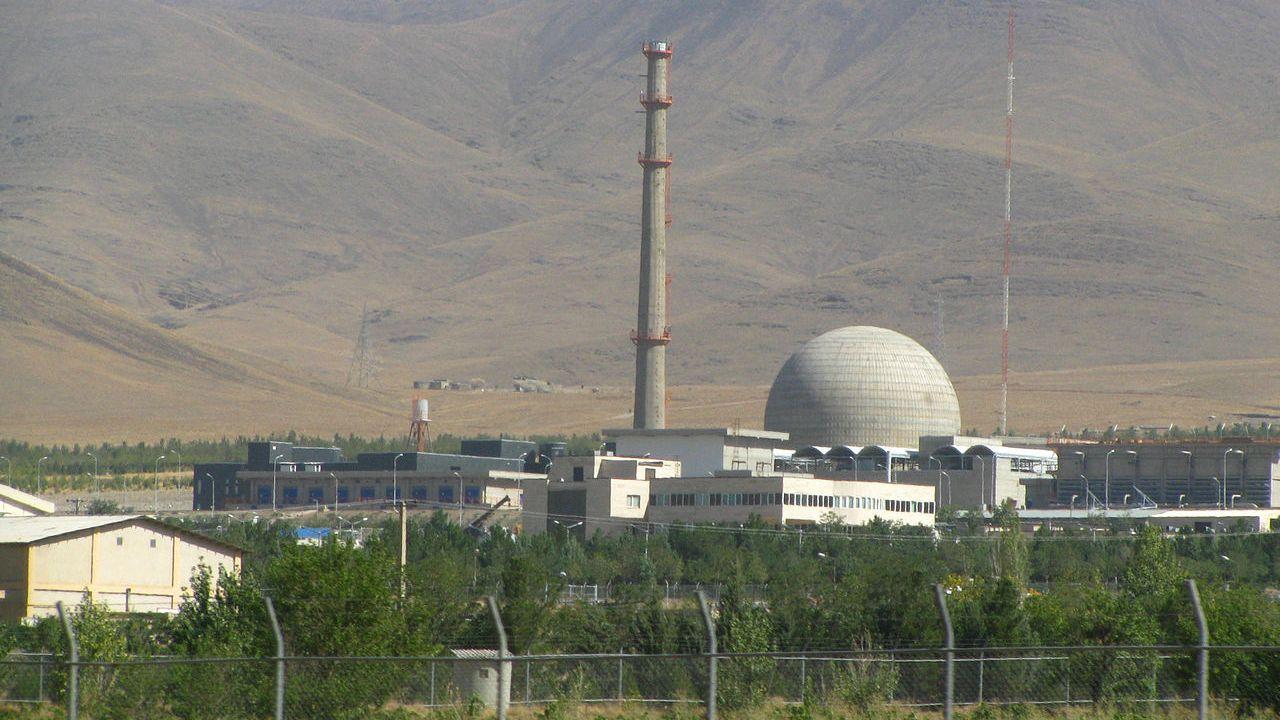 Иранский реактор IR-40