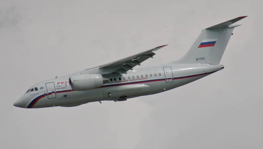 ВЖуковском проведут имитацию полета разбившегося Ан-148