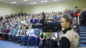 Общественные слушания о статусе городского леса. Тольятти. 29.11.2017