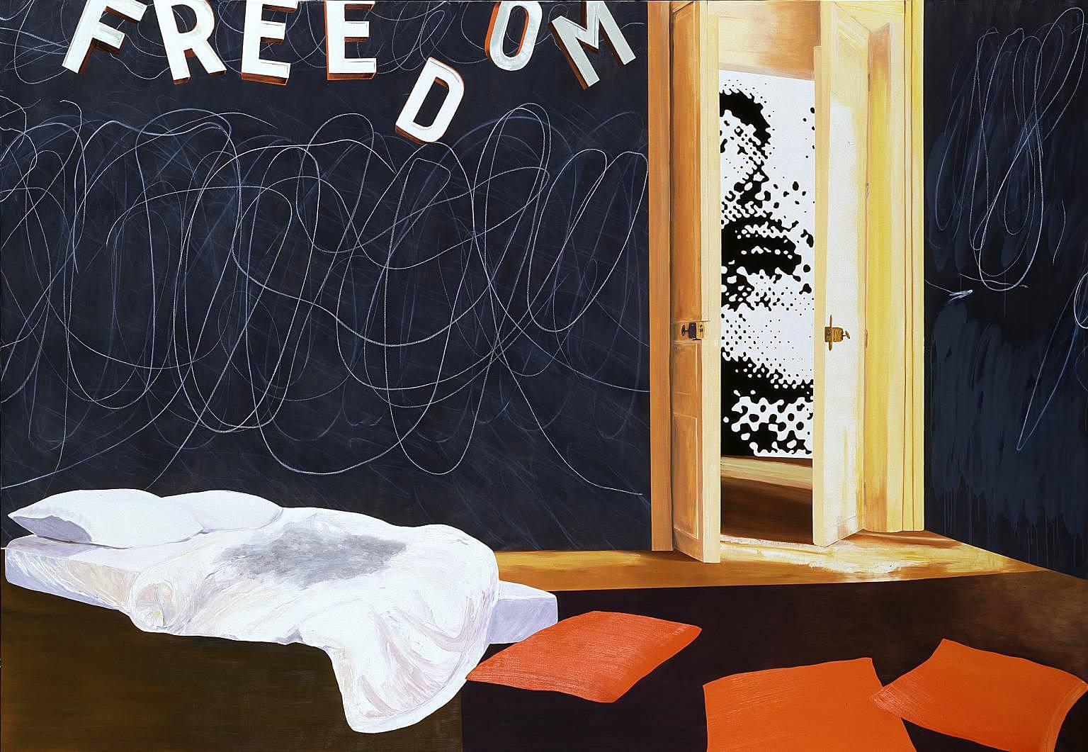 Декстер Дэлвуд. Квартира ситуациониста в мае 1968-го. 2001
