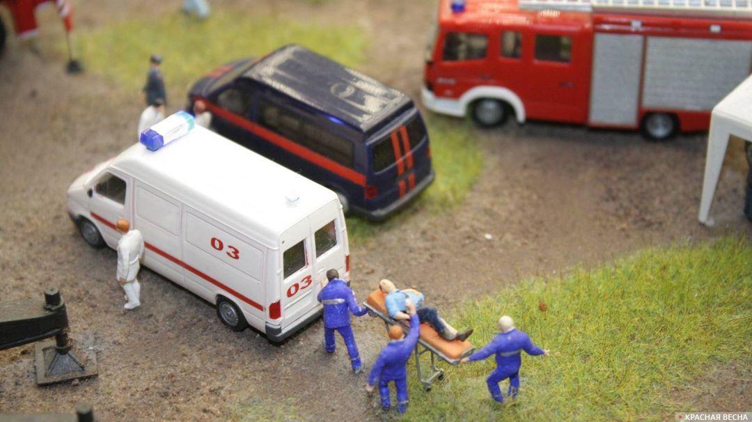 ВЧелябинске милиция возбудила дело всвязи собстрелом машины скорой помощи