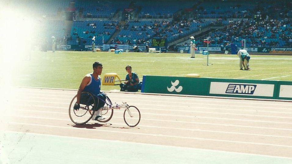 Спорт для людей с ограниченными возможностями