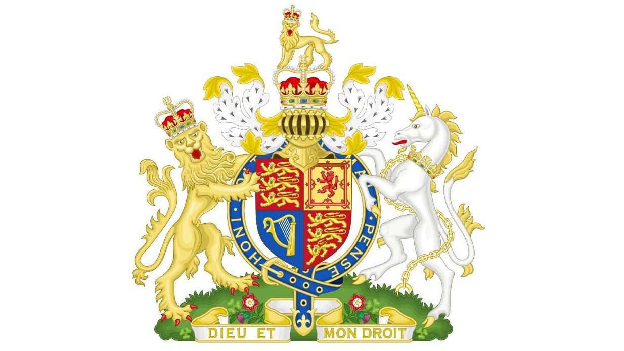 Герб Великобритании