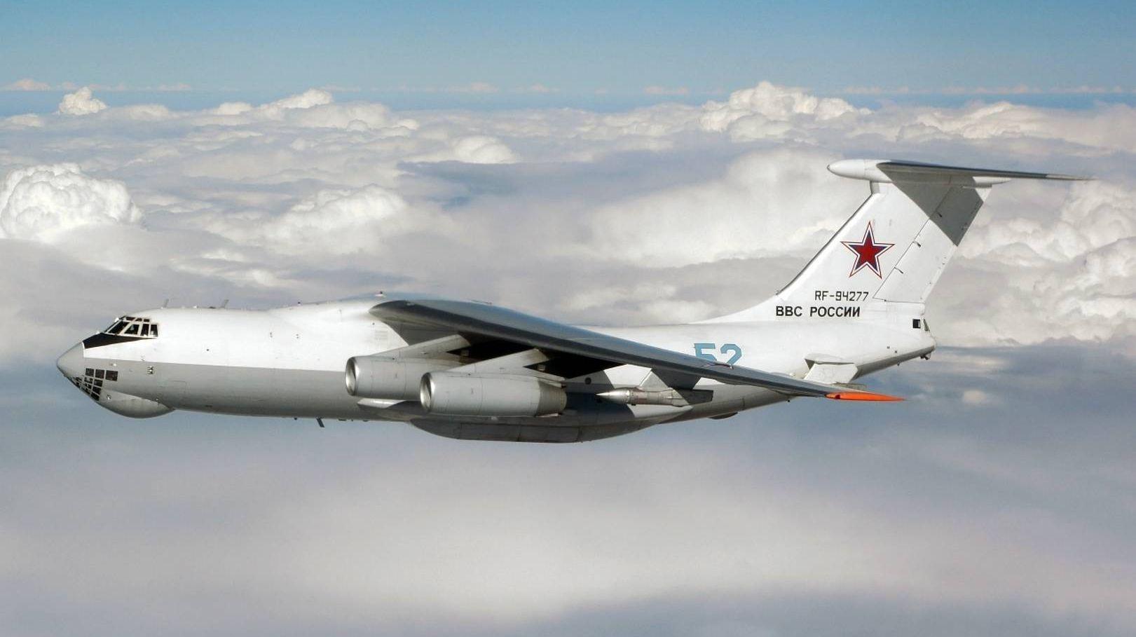 Самый новый самолет-топливозаправщик, сделанный вУльяновске, совершил 1-ый полет