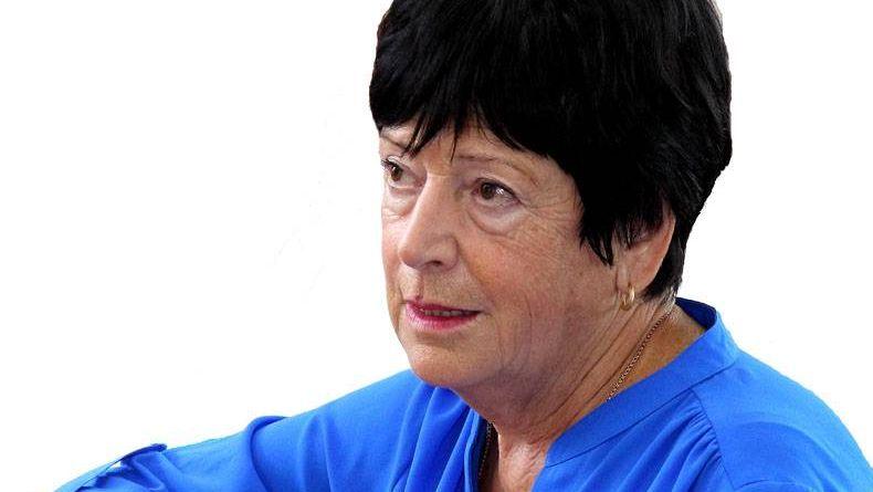 Ольга Ивановна Лаврик
