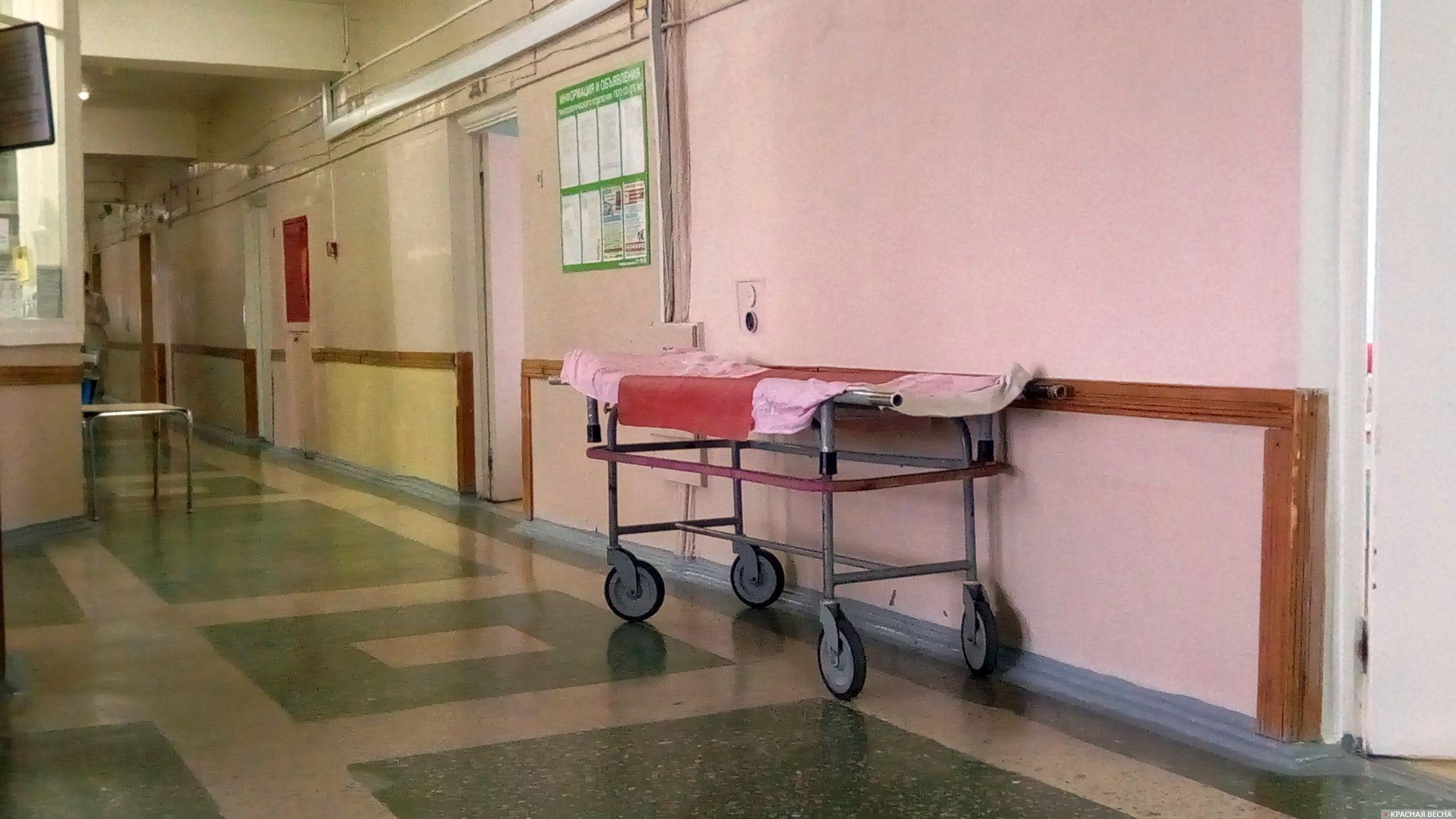 В Ангарске роддом вместо рожениц будет принимать больных COVID-19