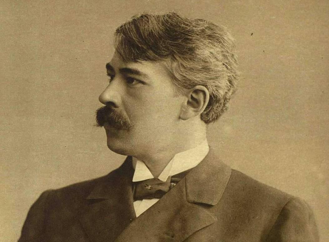 Константин Сергеевич Станиславский в 1912 году