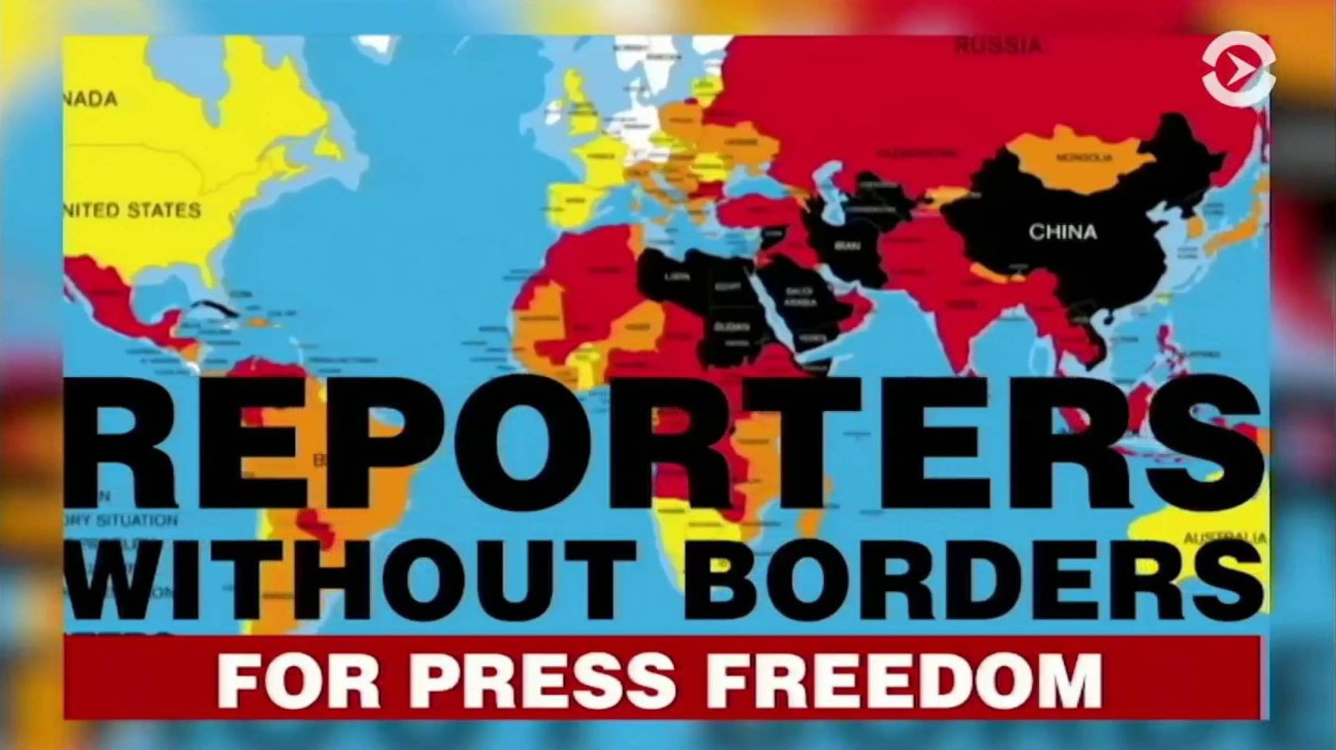«Репортеры без границ»