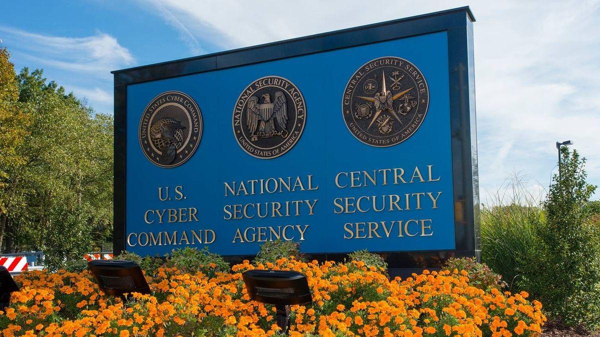 Символика АНБ США